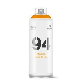 MTN 94 - Orange Fluo (Fluerescent Orange) - 400ML