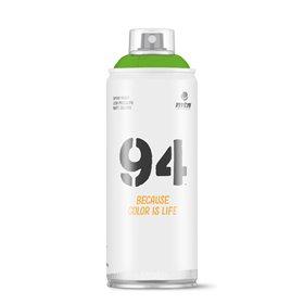MTN 94 - Vert Fluo (Fluorescent Green) - 400ML